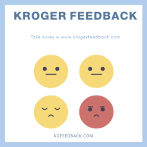 Participate in the Survey at Official website www.krogerfeedback.com